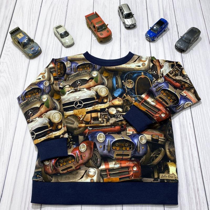 Bluza Classic Złomki