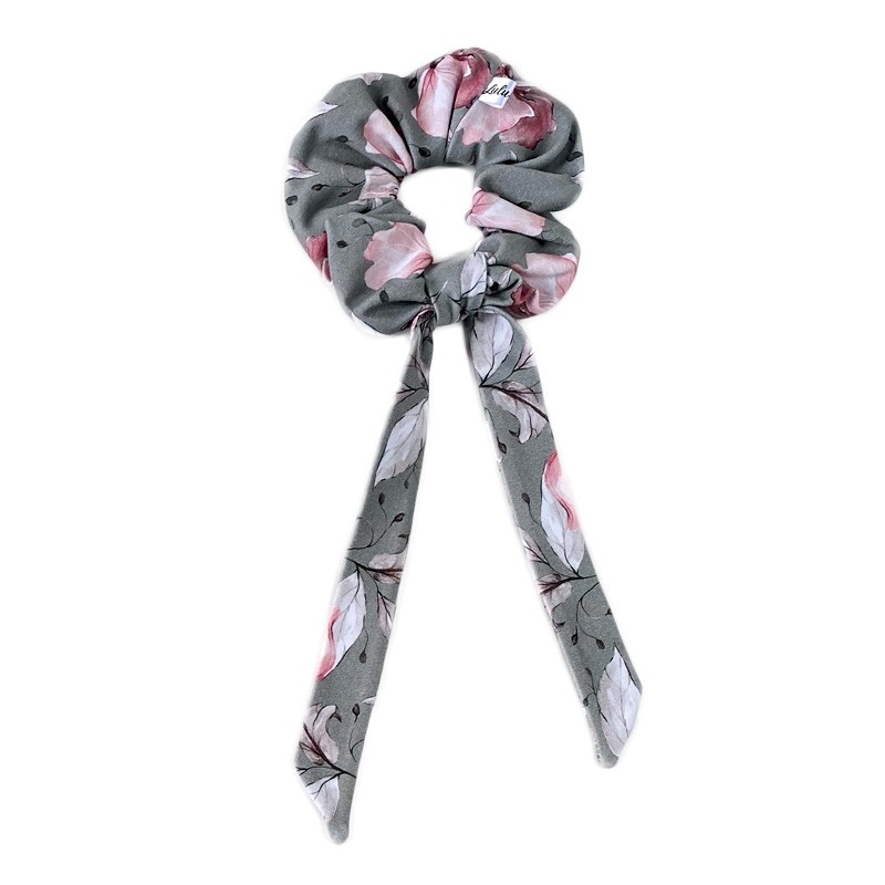 Scrunchies Misty Grey