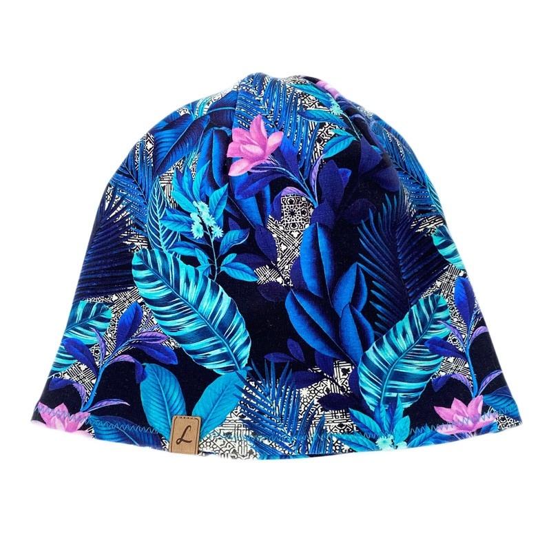 Czapka Blue Jungle Pojedyncza