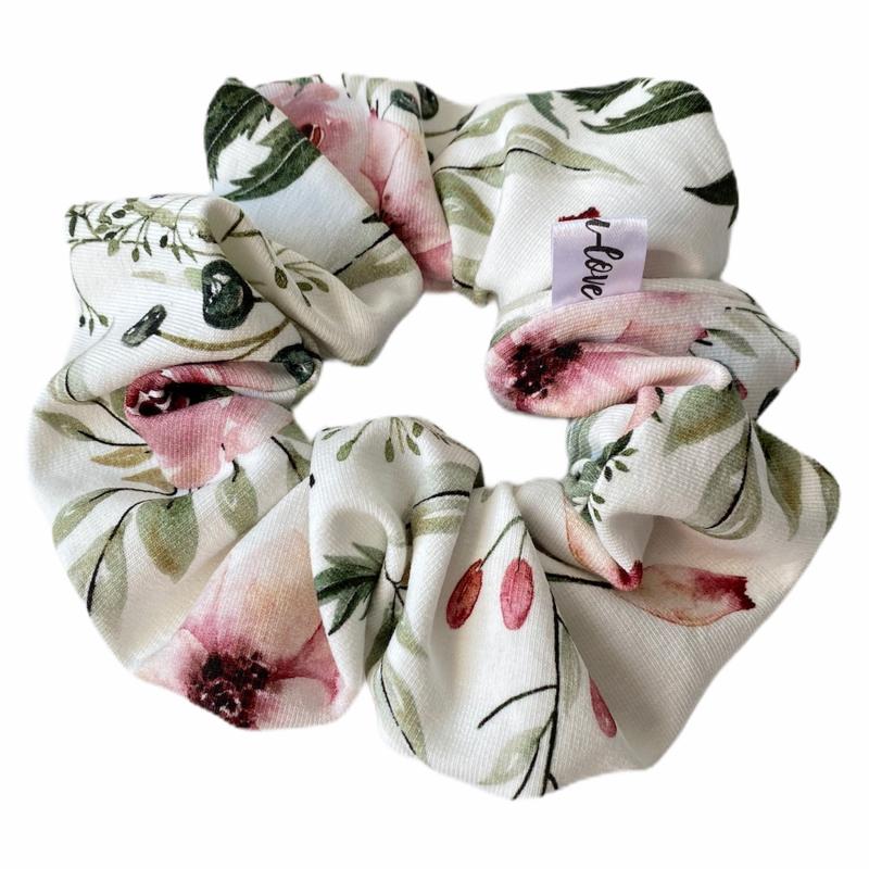 Scrunchies Rosie Cream