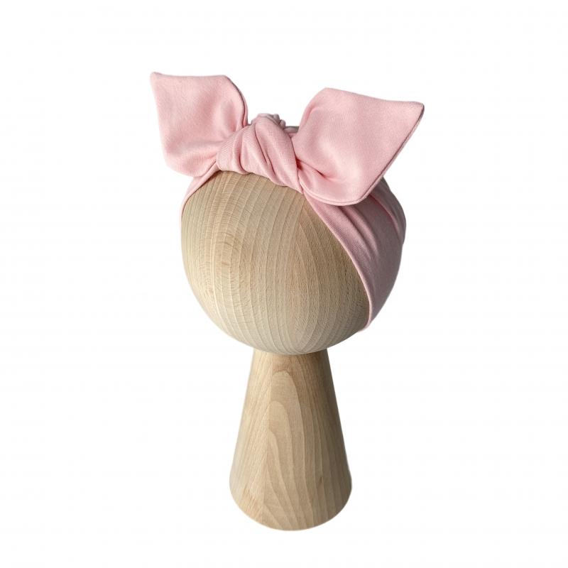Opaska Pin-up Baby Pink
