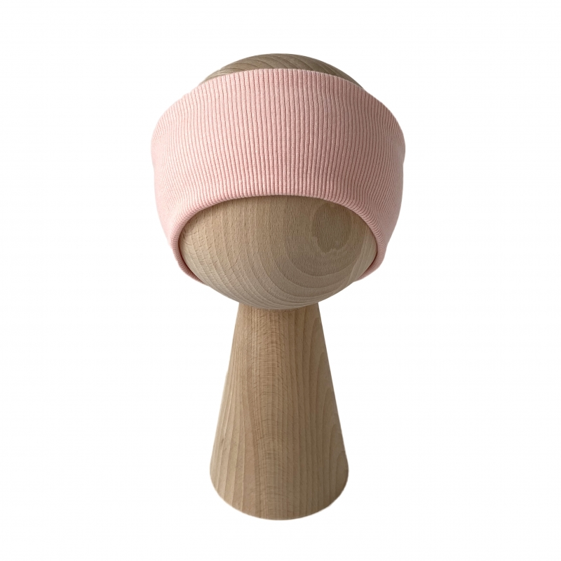 Opaska Classic Baby Pink