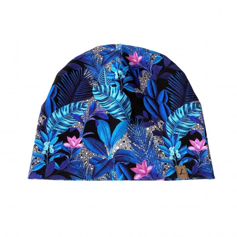 Czapka Blue Jungle