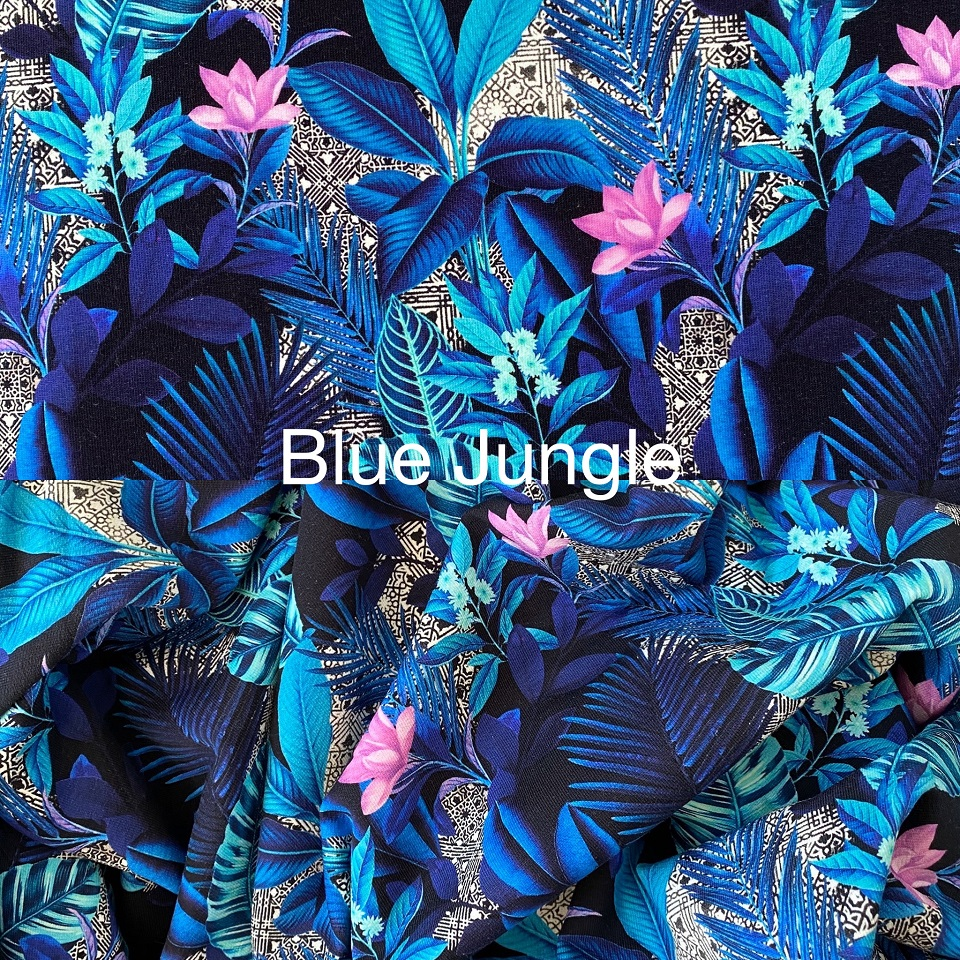 Blue Jungle