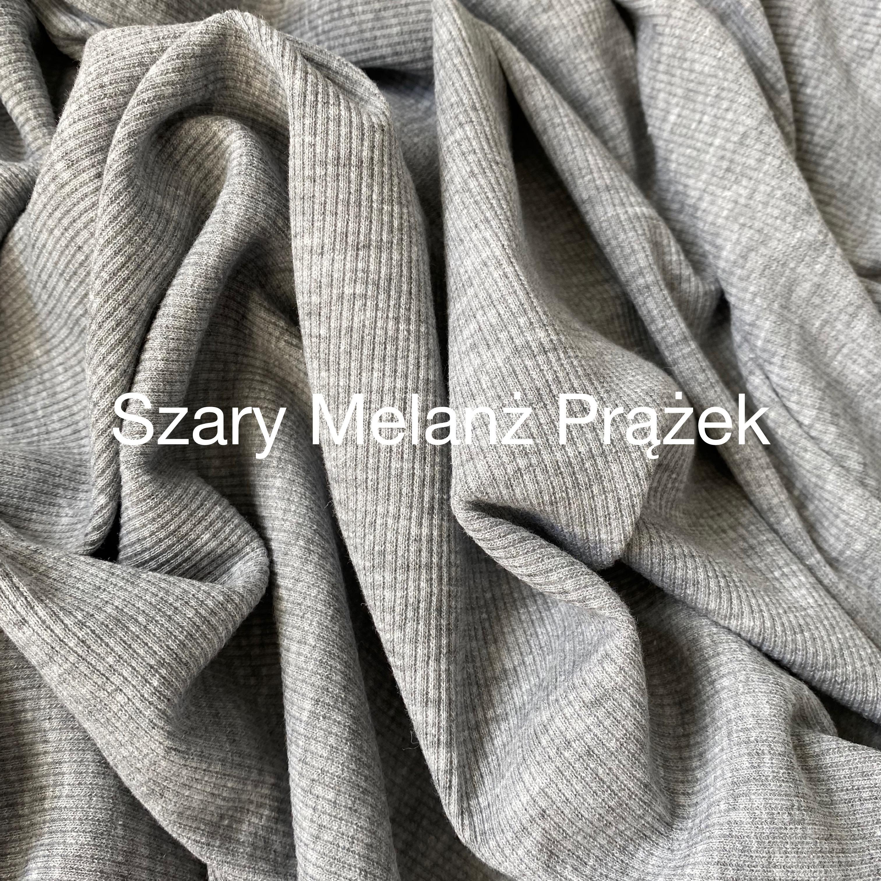 Szary Melanz Prazek
